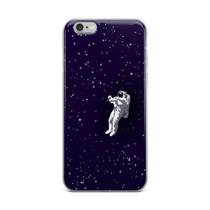 The Astronaut iPhone Case - memesmerch