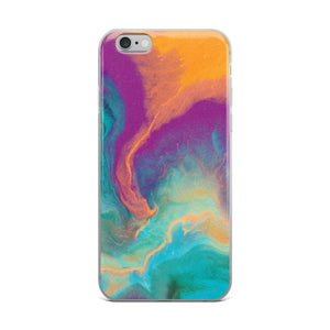 Color Mix iPhone Case - memesmerch