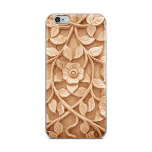 Eternity Rose iPhone Case - memesmerch