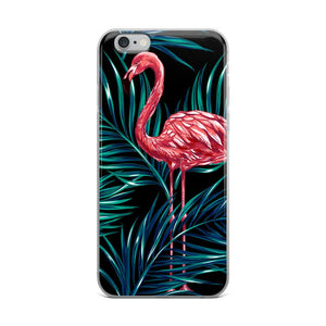 Flamingo iPhone Case - memesmerch