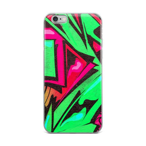 Graffiti iPhone Case - memesmerch