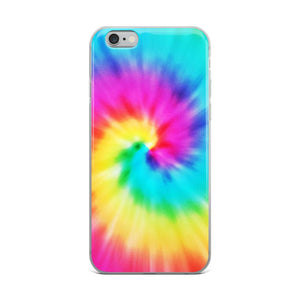 Tie Dye iPhone Case - memesmerch