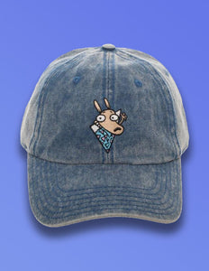 Nickelodeon Rocko's Modern Life Adjustable Hat - memesmerch
