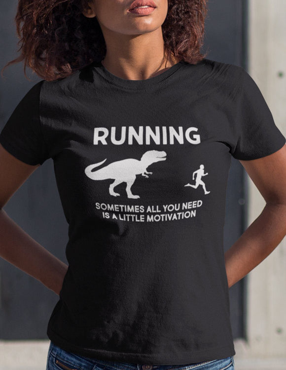 Running - Sometimes All You Need Is A Little Motivation - memesmerch