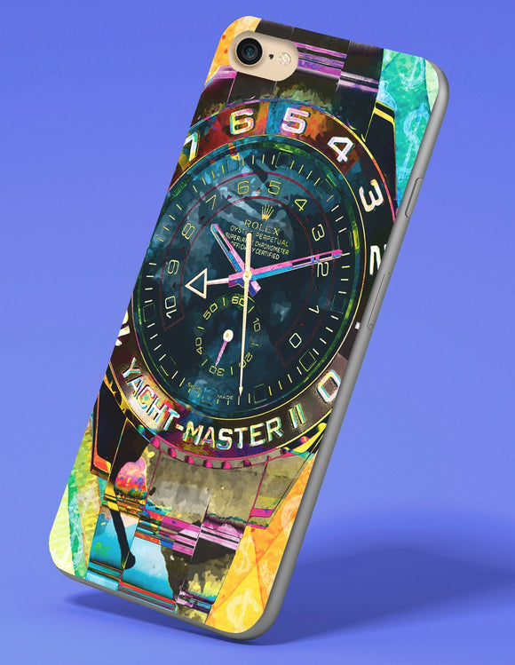 Timepiece iPhone Case - memesmerch