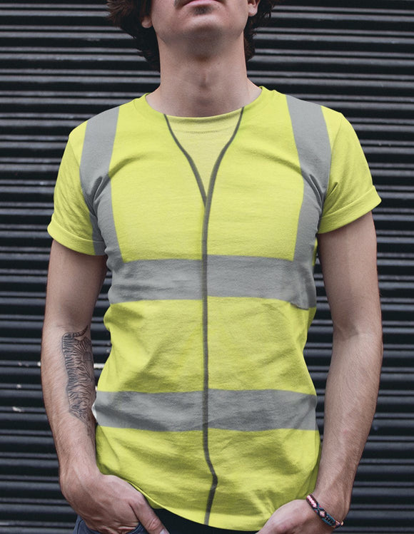 Safety Vest - memesmerch