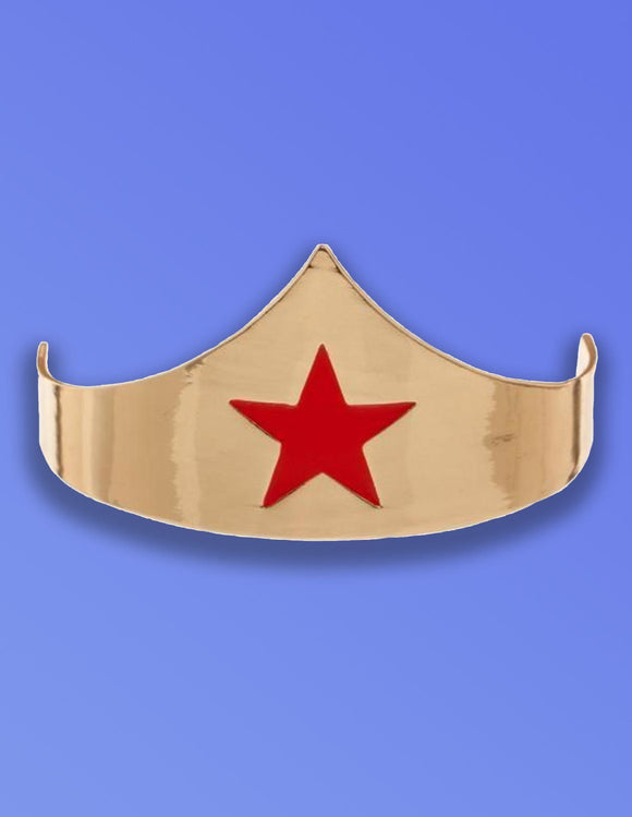 Wonder Woman Cosplay Crown Comb - memesmerch