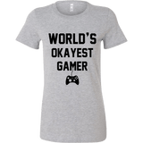 World's Okayest Gamer - memesmerch
