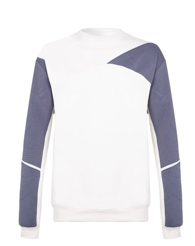 Men's Smart & Casual Streetwear Cotton Sweatshirt and Bottoms