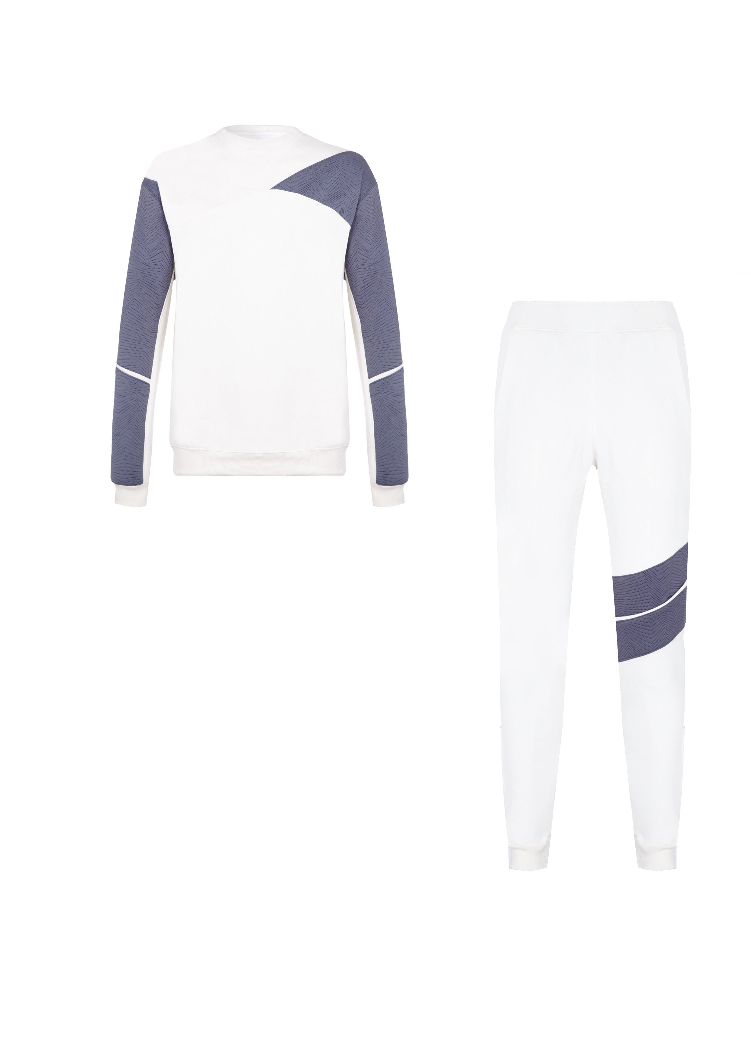Grey Arms Tracksuit
