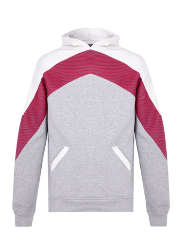 Pre - Order - Tracksuit Hoodie - Vulcan Pink and Grey Tracksuit | Limited Edition Fashion | Streetwear | Hoodie | Etia Design