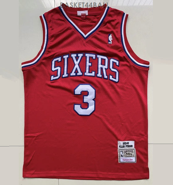 allen-iverson-maillot-rouge-3-mitchell & ness-2002-2003
