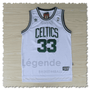 maillot-basket-bird-qualité-blanc-celtics-legend-cousus