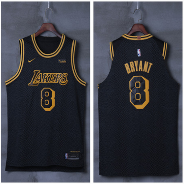 maillot-kobe-brodé-basket-city edition-noir-2018-8