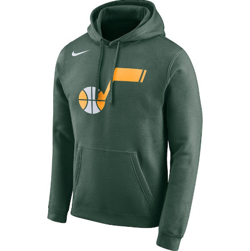 hoodie-pull-nike-nba-earned-utah-jazz-vert
