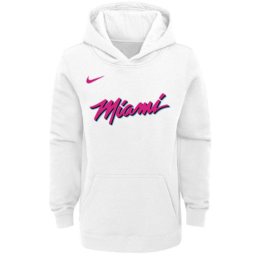 hoodie-pull-nike-nba-miami-heat-earned-blanc