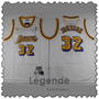 johnson-lakers-maillot-qualité-blanc or