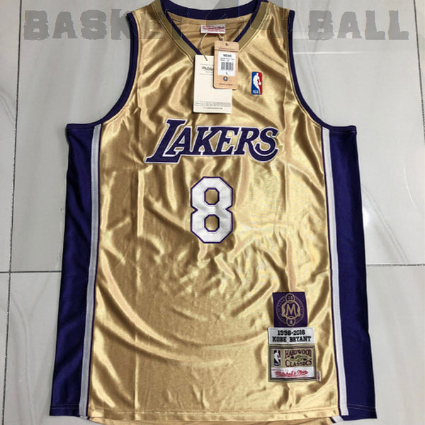 kobe-8-icon-hommage-mitchell & ness-hall of fame-kobe-bryant-jaune-8