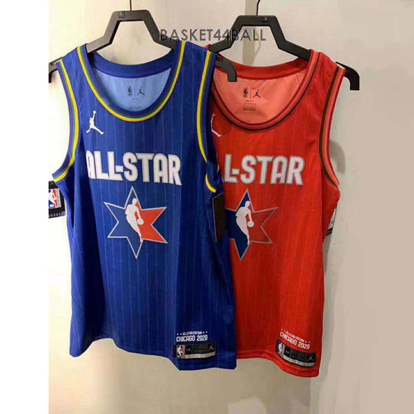 Maillots All Star Game 2020 Floqués