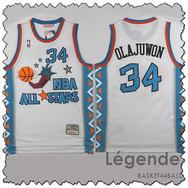 maillot-all star game-1996-hakeem-olajuwon