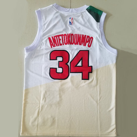 ANTETOKOUNMPO Giannis (Earned Edition)