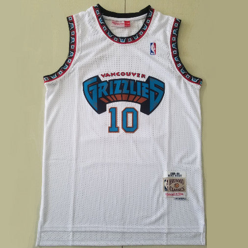 maillot-mike-bibby-blanc-1999-1998-10