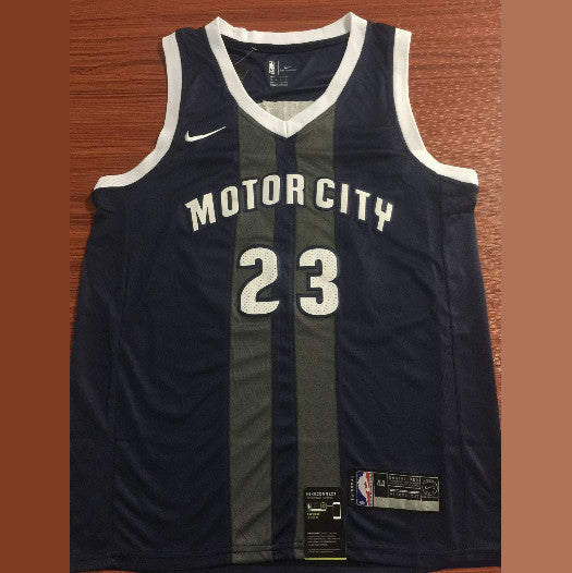 maillot-basket-brodé-griffin-city edition