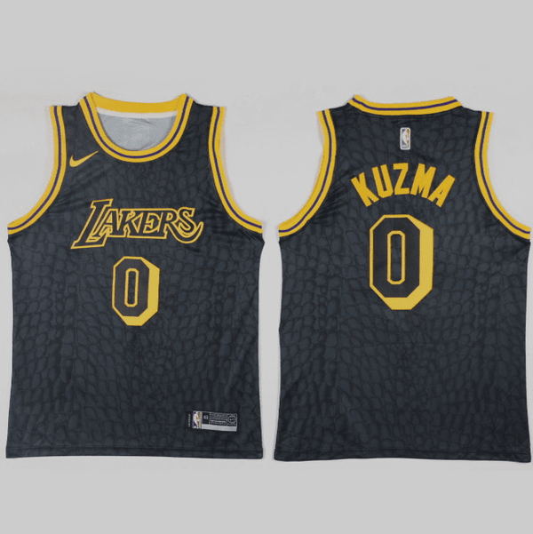 maillot-basket-city edition-qualité-kuzma-lakers