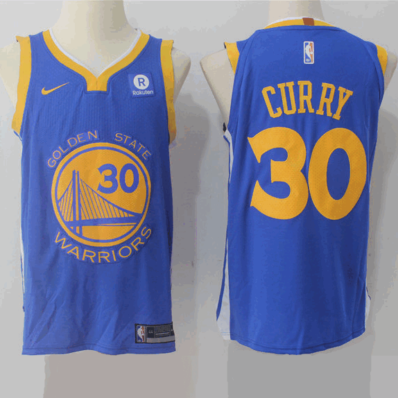 maillot-basket-curry-qualité-bleu-2018