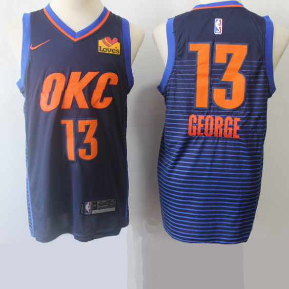 maillot-basket-george-pg13-statement-edition-brodé-okc-2019
