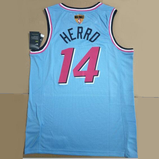 maillot-basket-herro-city edition-2020-bleu-floqué-finals14