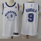 maillot-warriors-iguodala-qualité-blanc-2018-bleu