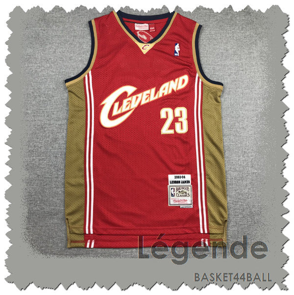 maillot-basket-james-cleveland-statement-2003-2004-cav's