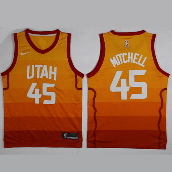 maillot-basket-mitchell-qualité-city edition-2018-cousus