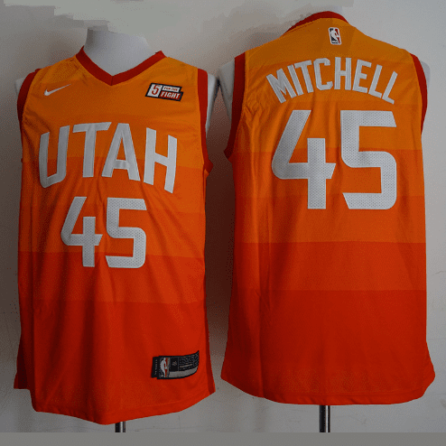 maillot-basket-mitchell-qualité-city edition-2019-brodé