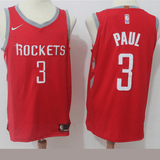 maillot-basket-paul-qualité-rouge-2018