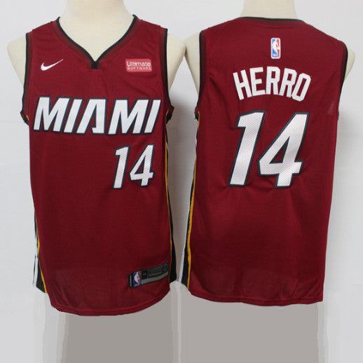 maillot-basket-qualité-jimmy-herro-statement-edition-2019-rouge-2020-22