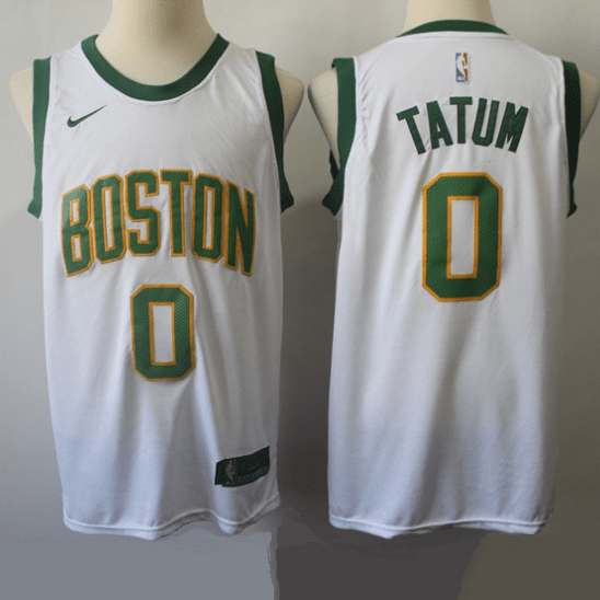 maillot-basket-tatum-city edition qualité-2019