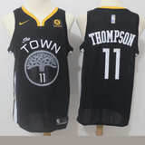maillot-basket-thompson-qualité-noir-2018