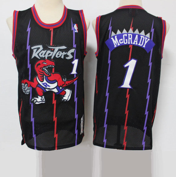 maillot-basket-tracy-mcgrady-retro-brodé-violet-rouge-reload