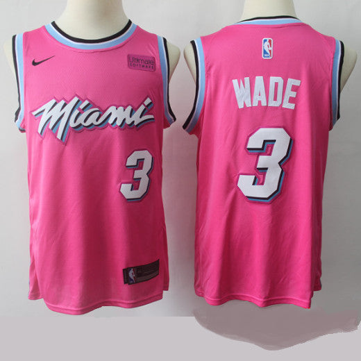 maillot-basket-wade-qualité-dwayne-earned edition-2019-noir-2