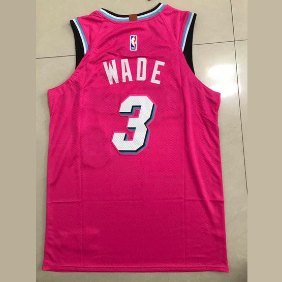 maillot-basket-wade-qualité-dwayne-earned-earned edition-2019-v2