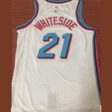 maillot-basket-whiteside-qualité-city edition-2018-back