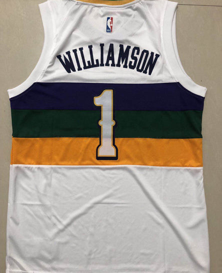 WILLIAMSON Zion 2020 (City Edition) Floqué