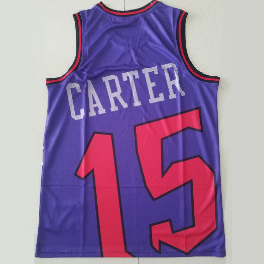 maillot-big face-carter-toronto-raptors-retro-michell & ness-violet