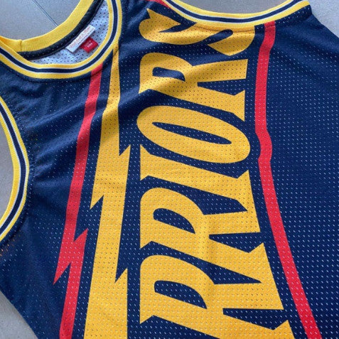 BIG FACE (GOLDEN STATE WARRIORS Retro) imprimé