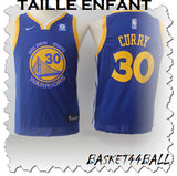 maillot-curry-stephen-bleu-warriors-golden state-enfant-kid