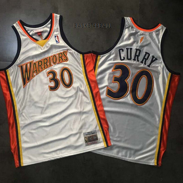 maillot-curry-warriors-brodé-blanc-2019-mitchell & ness-30