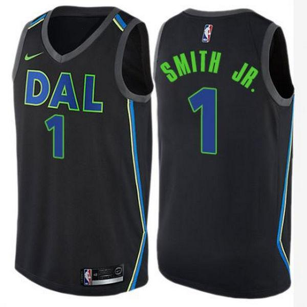 maillot-denis-smith-jr-dallas-nba-city