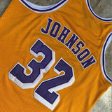 JOHNSON Earvin (Icon Edition1984-1985) Haute Qualité